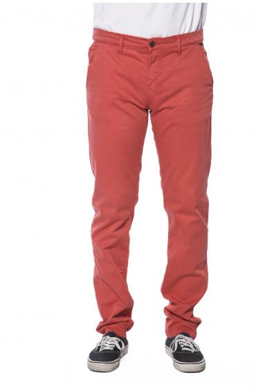 Deeluxe Pantalon Lawson - Rouge