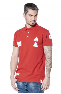 Polo VOILE Homme S18210 (36876) - DEELUXE