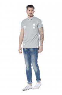 Polo VOILE Homme S18210 (36931) - DEELUXE