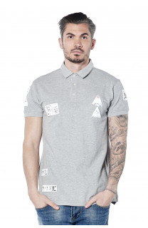 Polo VOILE Homme S18210 (36932) - DEELUXE