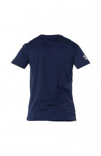 T-Shirt WRITE Homme S18142 (37159) - DEELUXE