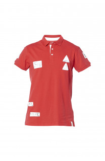 Polo VOILE Homme S18210 (37168) - DEELUXE