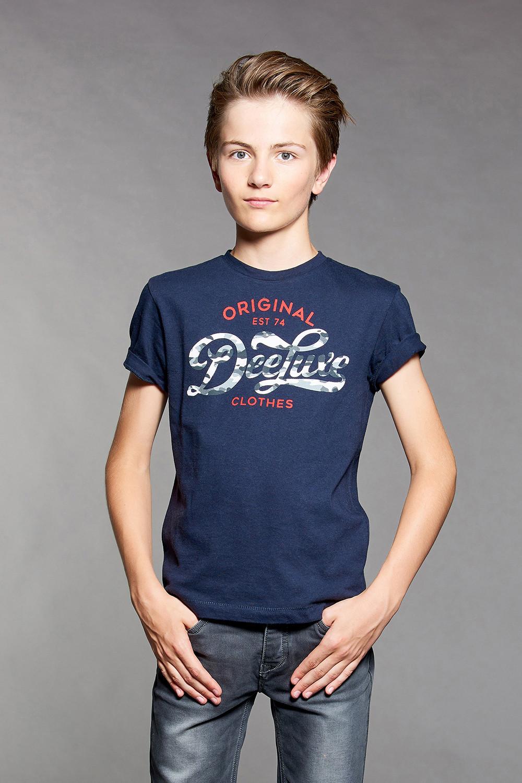 T-Shirt T-Shirt CAMYSON Garçon W18181B (37603) - DEELUXE
