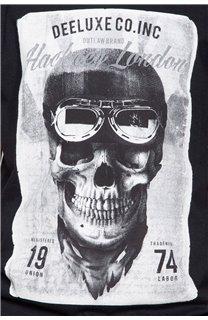 T-Shirt T-SHIRT CLEM Garçon W18124B (37621) - DEELUXE