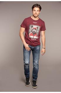 T-Shirt BANDIDO Homme W18149 (37681) - DEELUXE