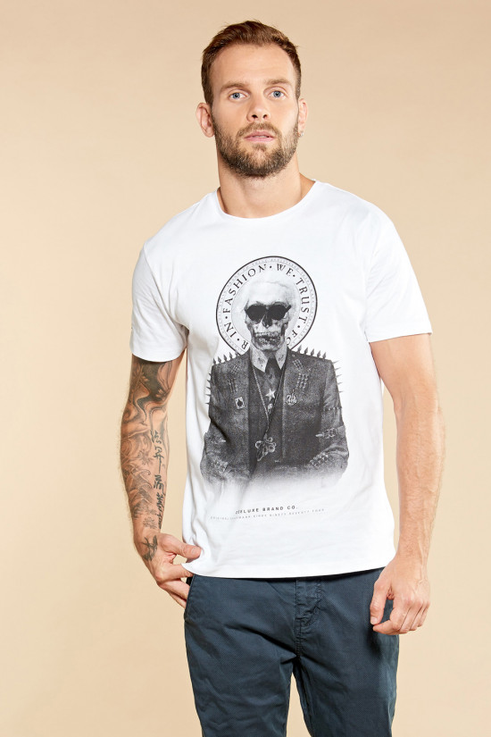 Deeluxe T-shirt LOWIE