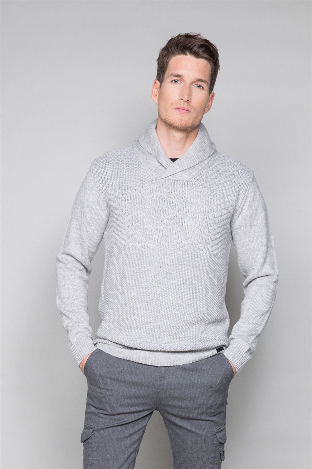 Pull PULL ANDREW Homme W18321 (37816) - DEELUXE
