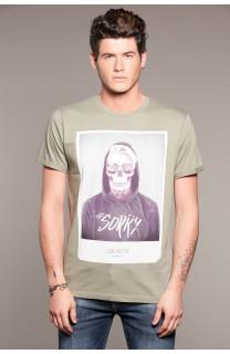T-Shirt T-SHIRT JUST Homme W18143 (37875) - DEELUXE