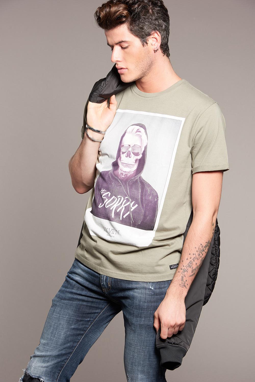 T-Shirt JUST Homme W18143 (37879) - DEELUXE