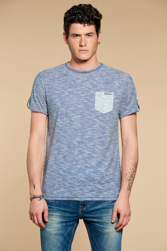 T-Shirt T-SHIRT WYATT Homme W18194 (37890) - DEELUXE