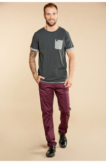 T-Shirt ABOVE Homme W18148 (37895) - DEELUXE