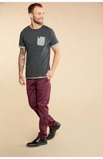 T-Shirt ABOVE Homme W18148 (37896) - DEELUXE