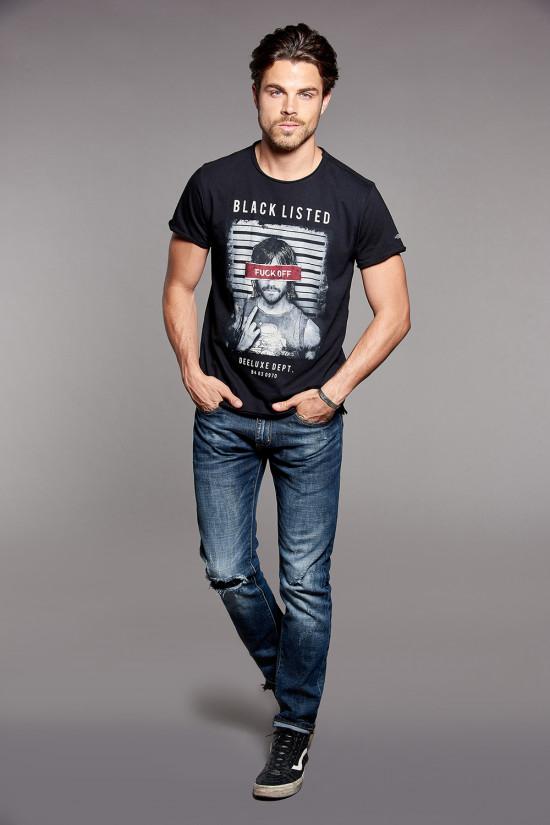 Deeluxe T-shirt FUCKOFF