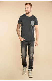 T-Shirt ANSWER Homme W18123 (37929) - DEELUXE