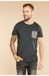 T-Shirt ANSWER Homme W18123 (37930) - DEELUXE