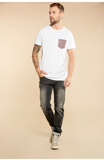 T-Shirt ANSWER Homme W18123 (37933) - DEELUXE