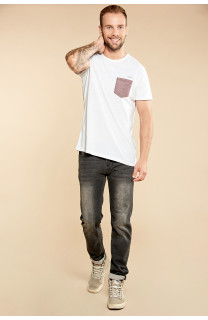 T-Shirt ANSWER Homme W18123 (37934) - DEELUXE