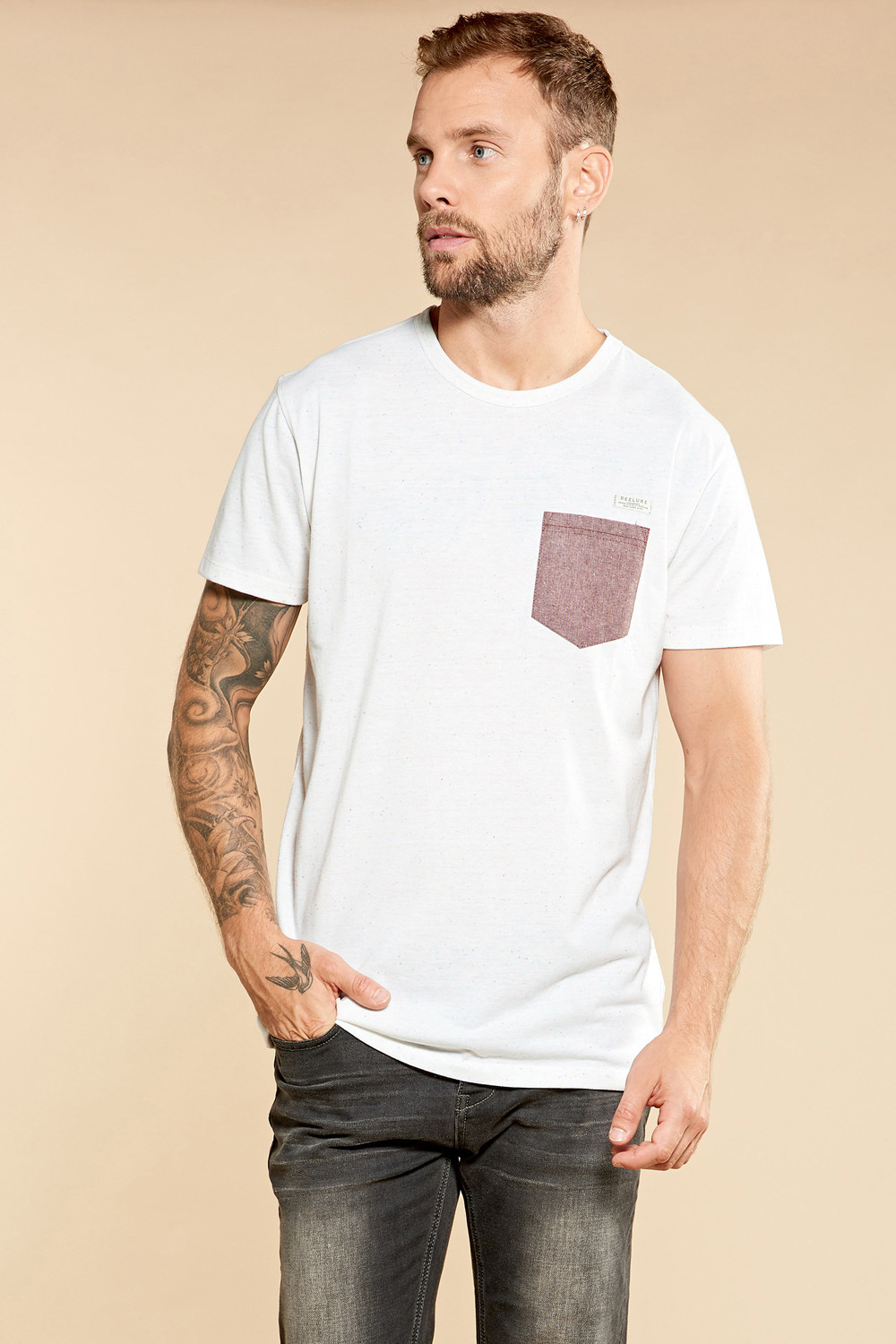 T-shirt ANSWER Homme Deeluxe