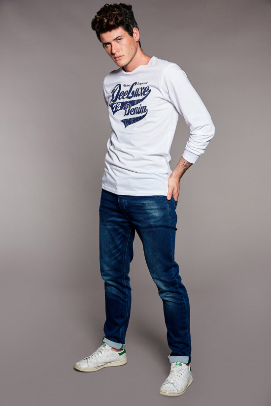 Deeluxe T-shirt CONNOR ML