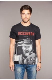T-shirt DISCOVERY Outlet Deeluxe