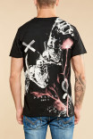 T-shirt SKULLFLOWER