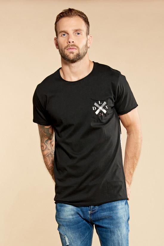 T-shirt SKULLFLOWER Homme Deeluxe