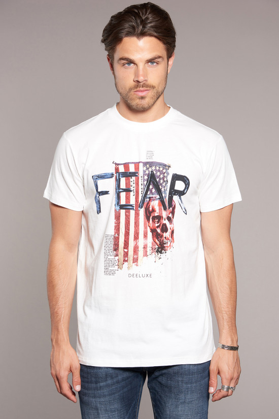 Deeluxe T-shirt FEAR