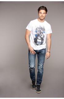 T-shirt ENFIELD Homme Deeluxe