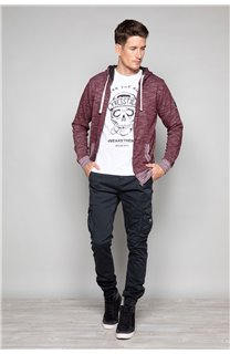 Sweat NEWSTEP Homme Deeluxe
