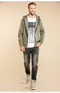 Sweat GLOVER Homme W18561 (38086) - DEELUXE