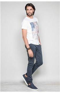 T-Shirt FLAGY Homme W18160 (38115) - DEELUXE