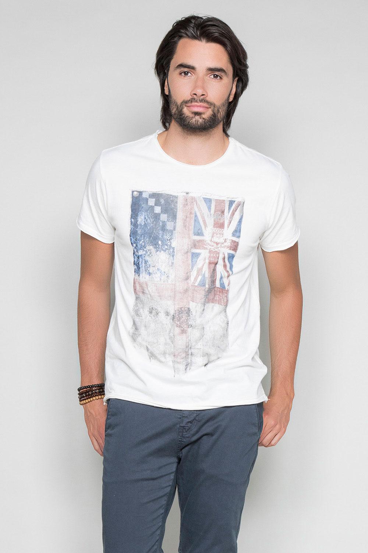 T-Shirt FLAGY Homme W18160 (38117) - DEELUXE