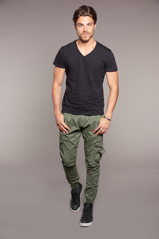 Pantalon GARDEN Homme W187017 (38160) - DEELUXE