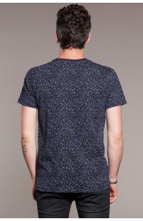 T-Shirt T-SHIRT POLLOCK Homme W18167 (38176) - DEELUXE