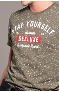 T-Shirt T-SHIRT POLLOCK Homme W18167 (38179) - DEELUXE