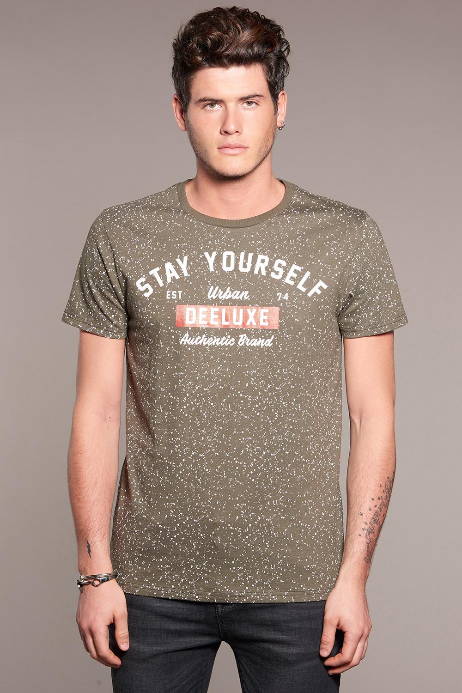 T-Shirt T-SHIRT POLLOCK Homme W18167 (38181) - DEELUXE