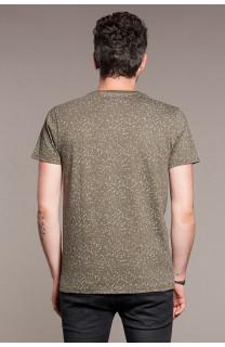T-Shirt T-SHIRT POLLOCK Homme W18167 (38182) - DEELUXE