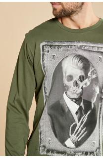 T-Shirt DENILSON Homme W18125 (38186) - DEELUXE