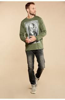 T-Shirt DENILSON Homme W18125 (38187) - DEELUXE