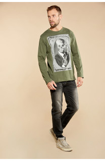 T-Shirt DENILSON Homme W18125 (38188) - DEELUXE