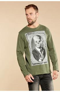 T-Shirt DENILSON Homme W18125 (38189) - DEELUXE