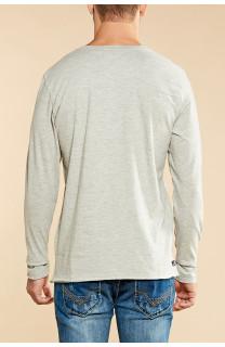 T-Shirt DENILSON Homme W18125 (38190) - DEELUXE