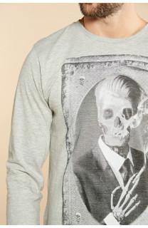 T-Shirt DENILSON Homme W18125 (38191) - DEELUXE