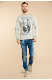 T-Shirt DENILSON Homme W18125 (38192) - DEELUXE
