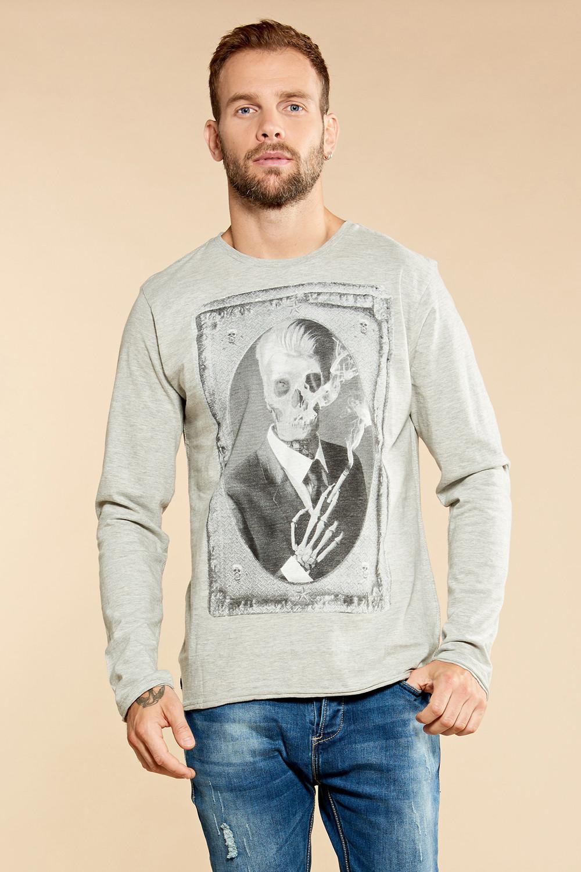 T-Shirt DENILSON Homme W18125 (38194) - DEELUXE