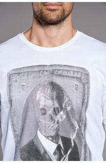 T-Shirt DENILSON Homme W18125 (38196) - DEELUXE