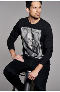 T-Shirt DENILSON Homme W18125 (38199) - DEELUXE