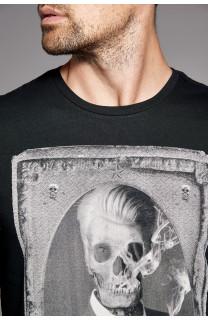 T-Shirt DENILSON Homme W18125 (38200) - DEELUXE