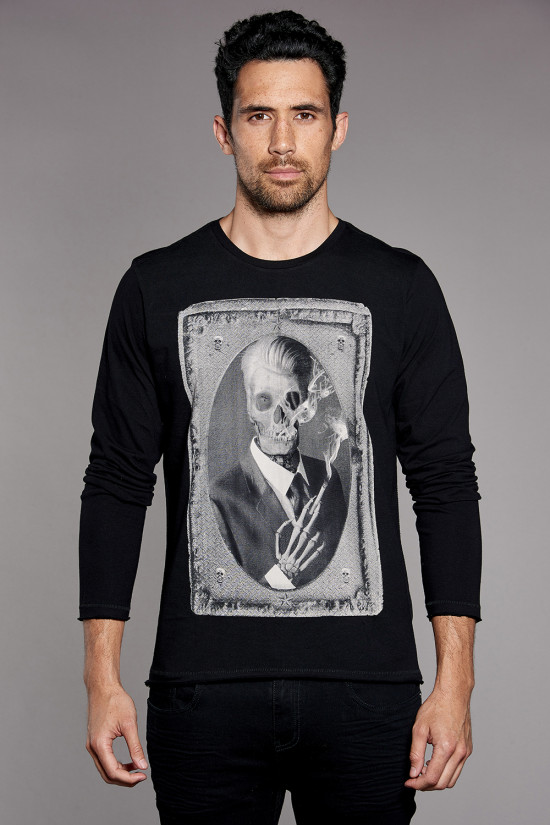 Deeluxe T-shirt DENILSON ML