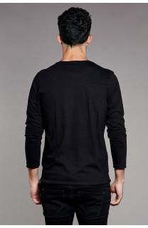 T-Shirt DENILSON Homme W18125 (38202) - DEELUXE